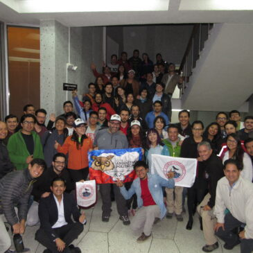 Intercambio Clubes CHILE-ECUADOR, QUITO 2018